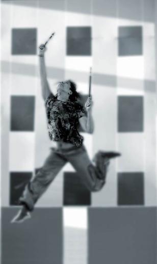 jump Marilyn Mazur