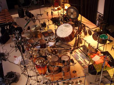 big setup for solo in Austria 2011