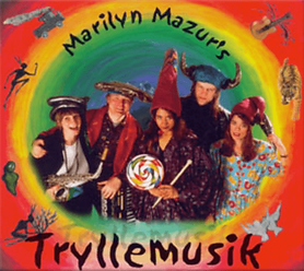 Marilyn Mazur's Tryllemusik (magic music
