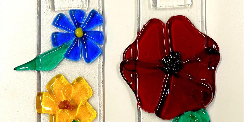Flowered Suncatchers