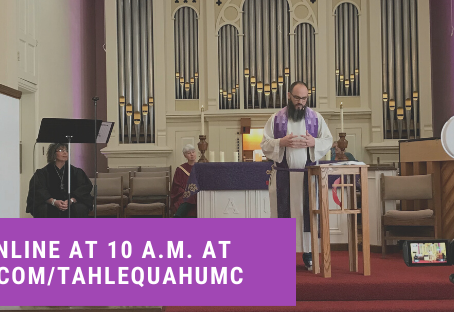 Easter Service for 4.12.2020