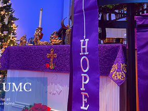 Worship Info for 12.20.2020 & Blue Christmas Worship