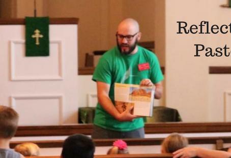 Pastor Matt's February Reflection
