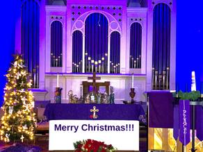 Christmas Eve Worship Info