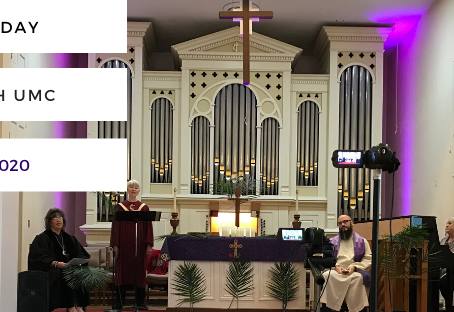 Good Friday Service for 4.10.2020