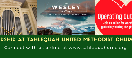 Worship Info for 8.30.2020