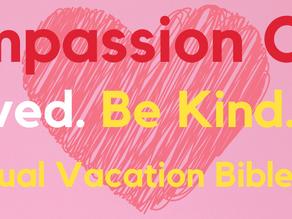 Virtual Vacation Bible School Info