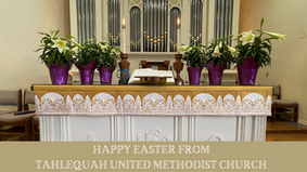 Episcopal Letter to the United Methodist people of the OK Annual Conference