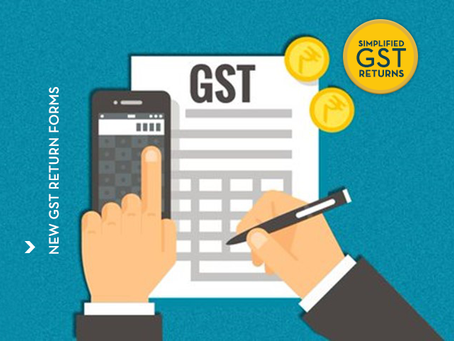 New, simpler GST return system unveiled by GST council