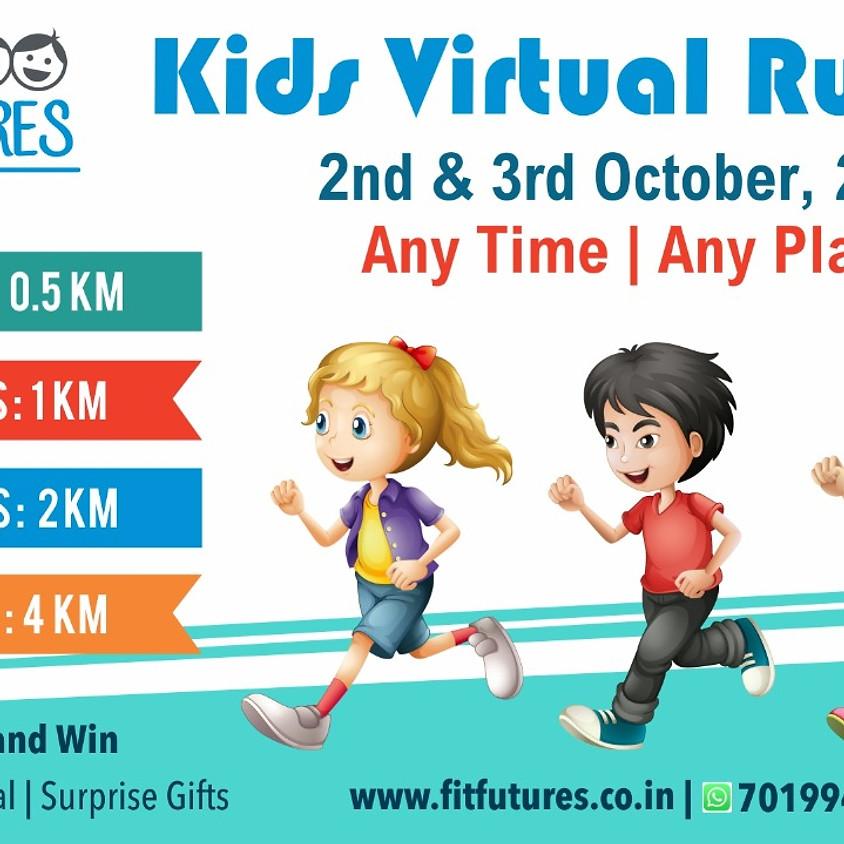 Kids Virtual Run