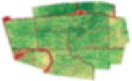 Detecção de áreas com falhas e deficiênc