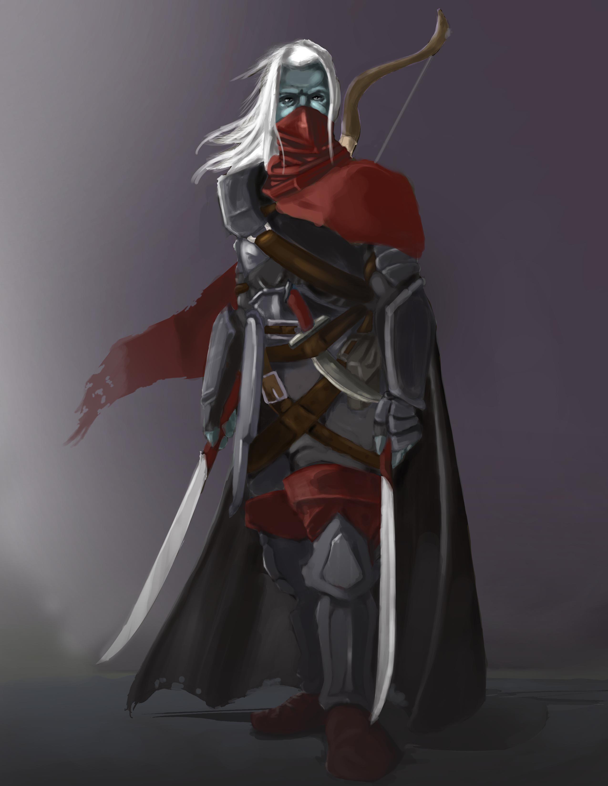 The Undead Captain