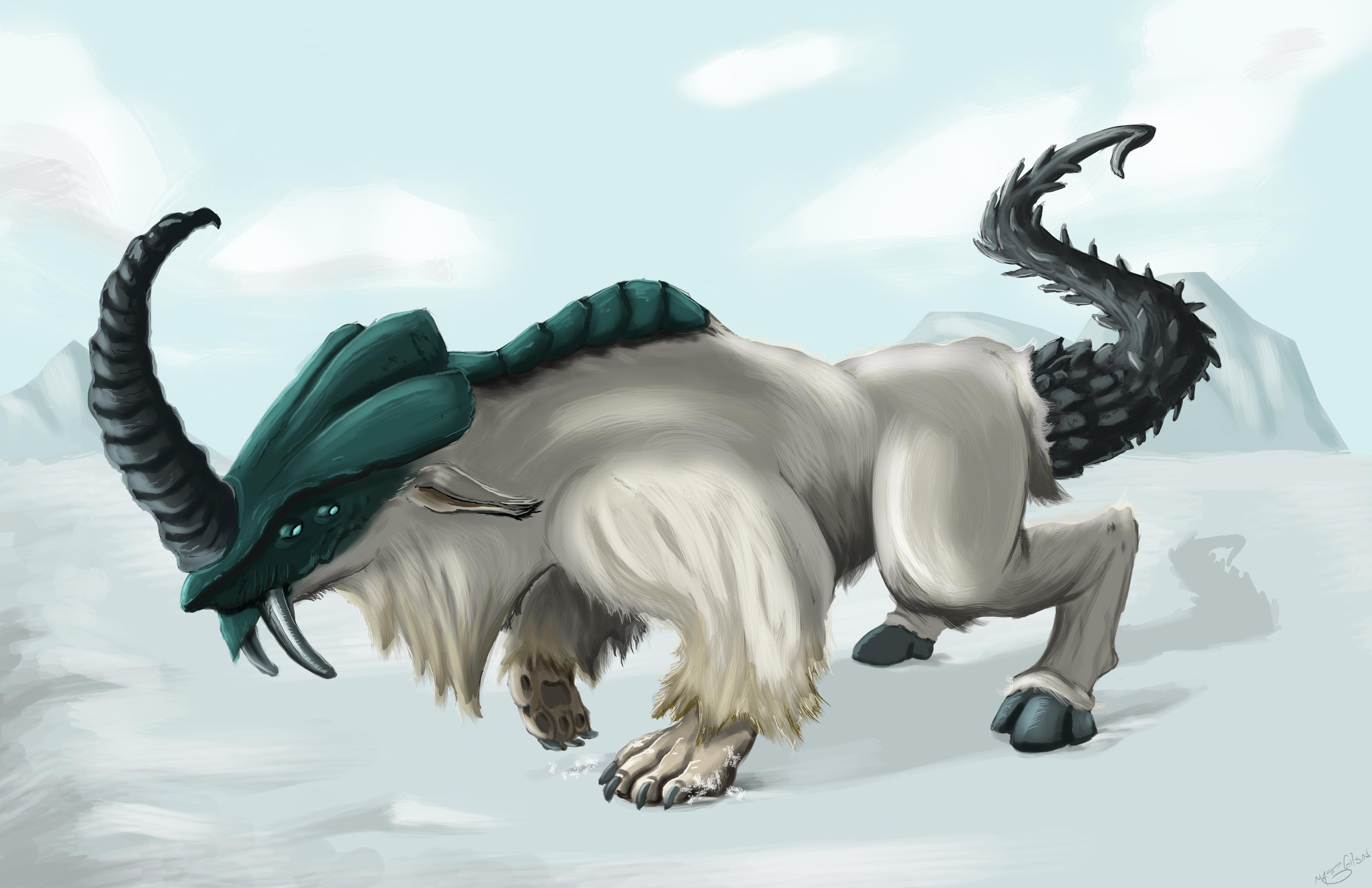 Arctic Creature
