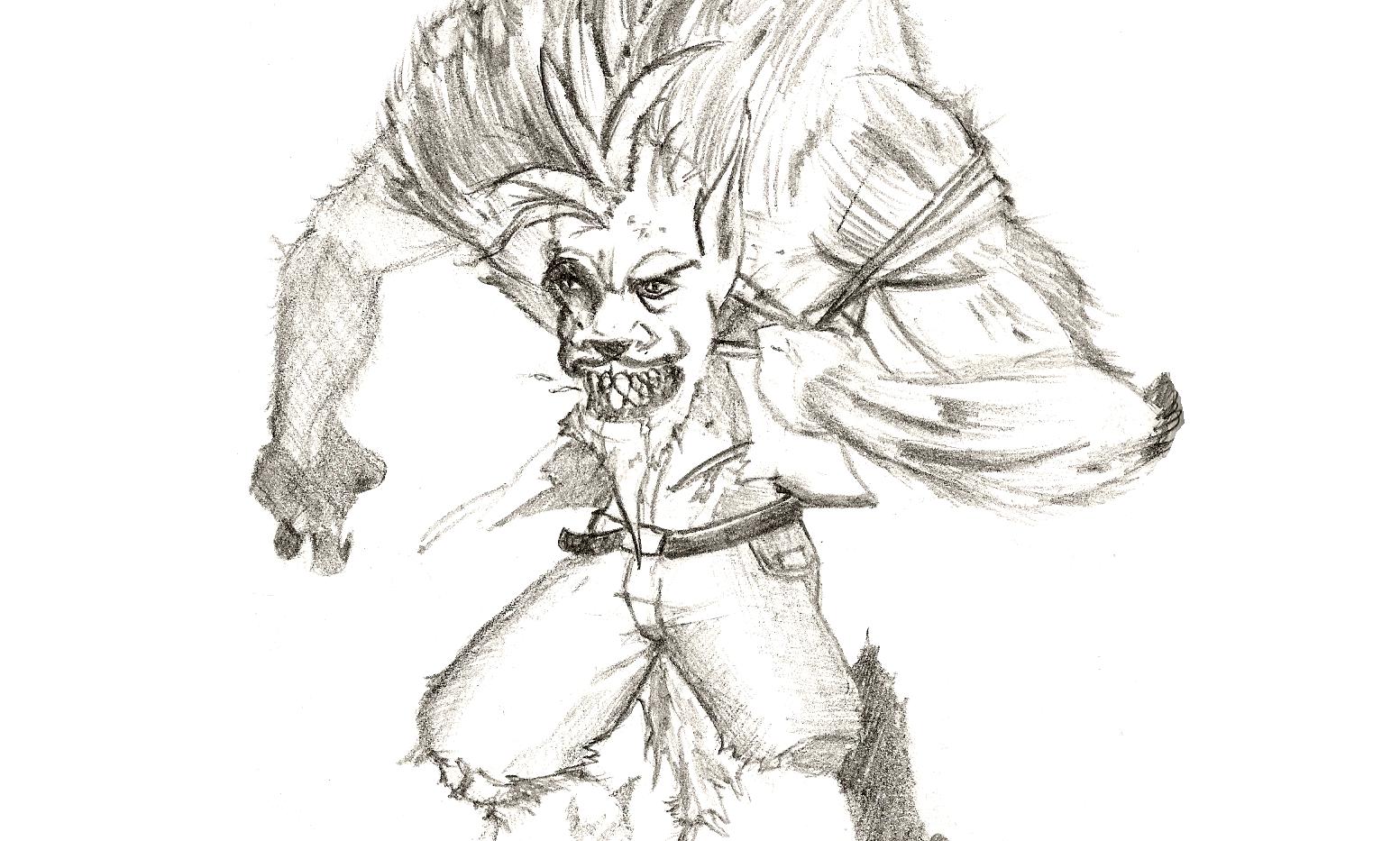 Wolf Transformation