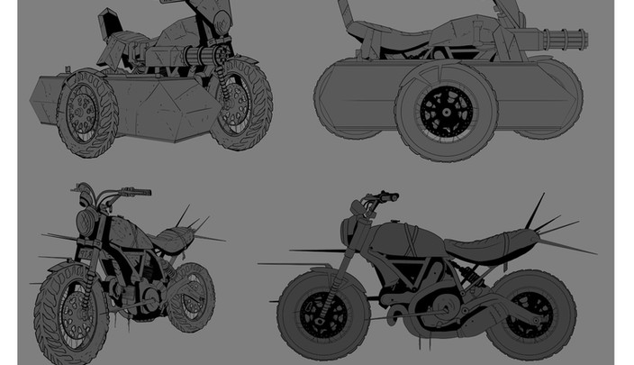Motorcycle Designs