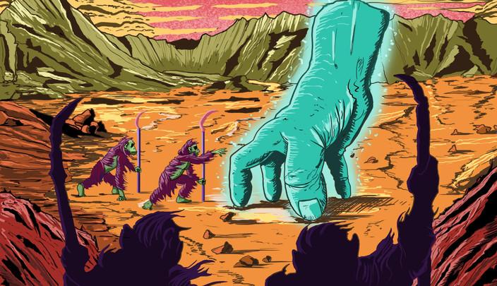Hand Worship