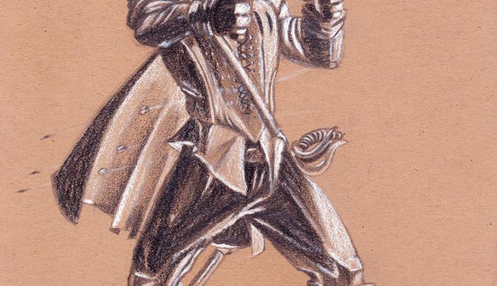 Victorian Pirate Ranger