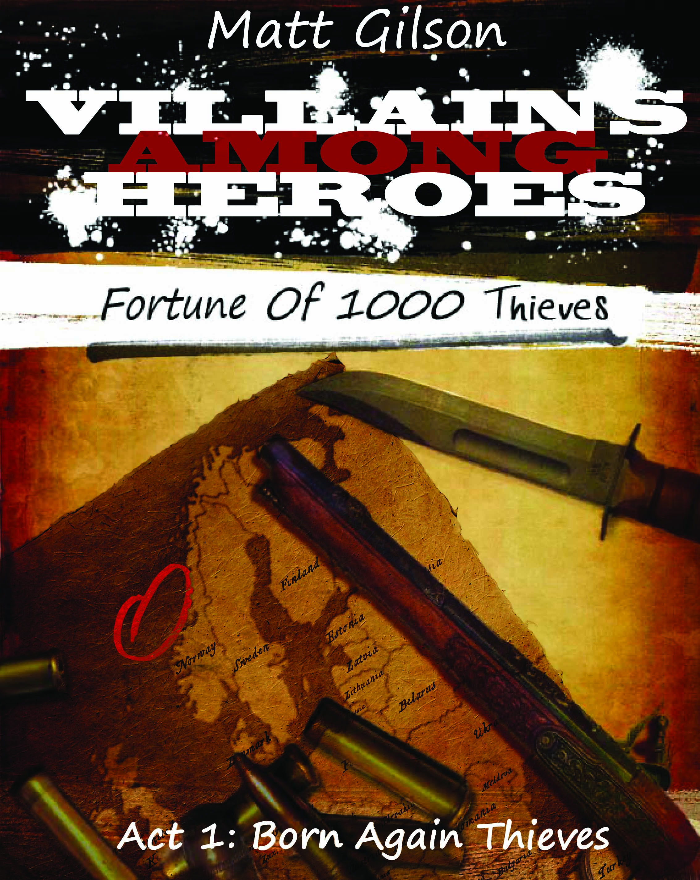 Thieves Book Cover