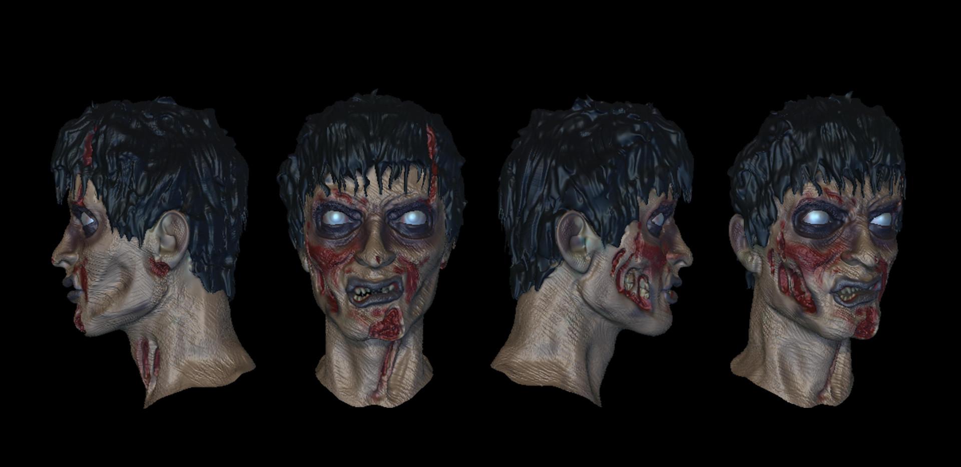 Zombie Head Ortho