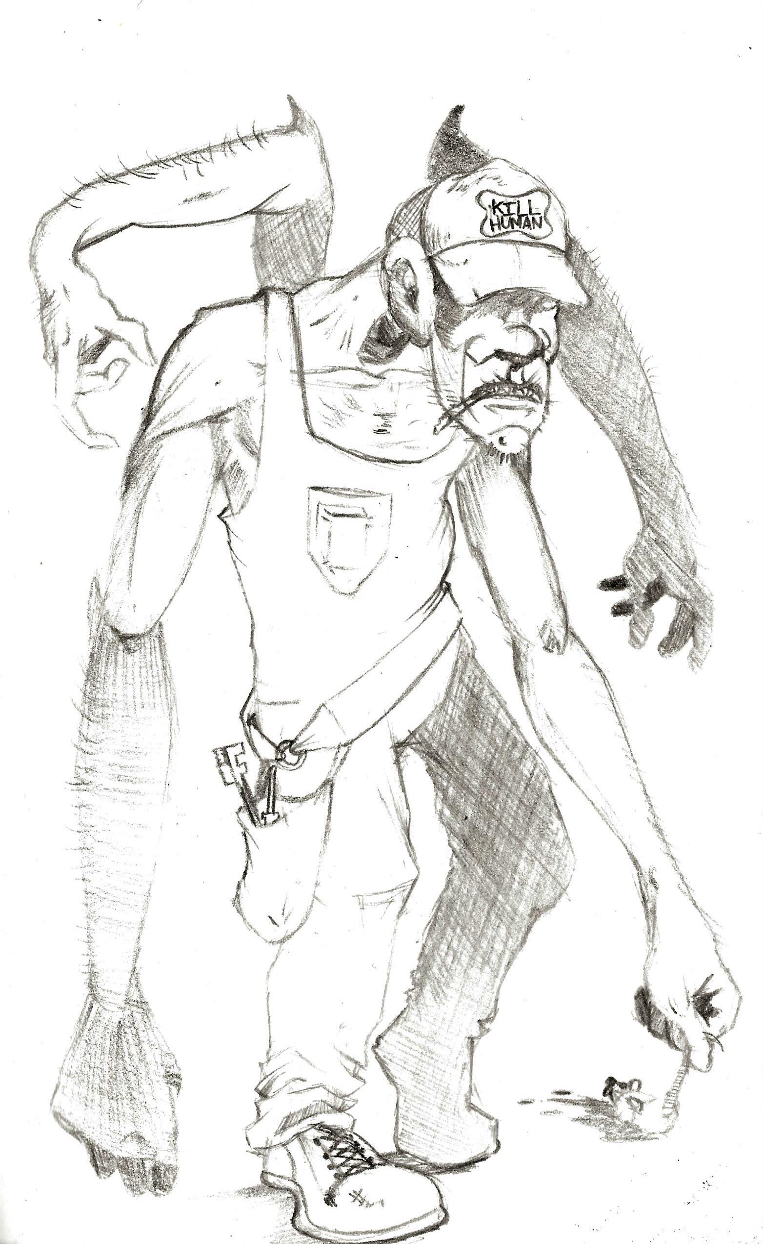 Cleetus The Mechanic