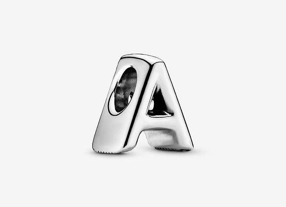 Charm Alphabet Lettre A