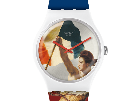 SWATCH LOUVRE SPECIAL L.E.P.