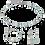 Thumbnail: Collier GeoCUBE® Amazonite & Hématite vert clair