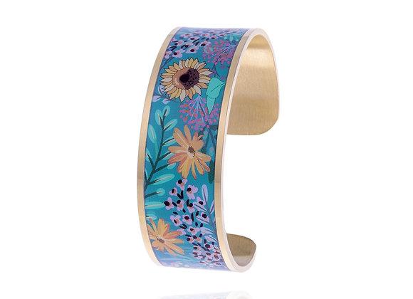 Bracelet Tournesol fleurs