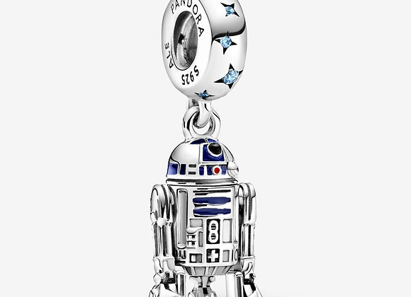 Charm Pendant Star Wars R2-D2