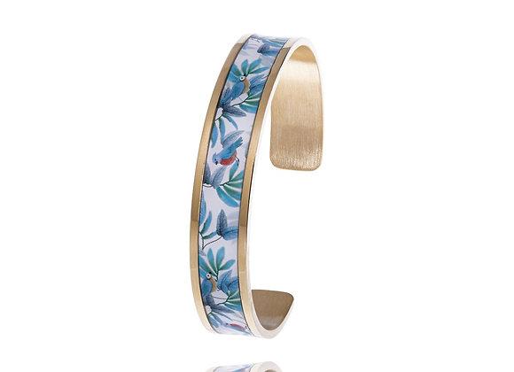 Bracelet oiseau Linotte