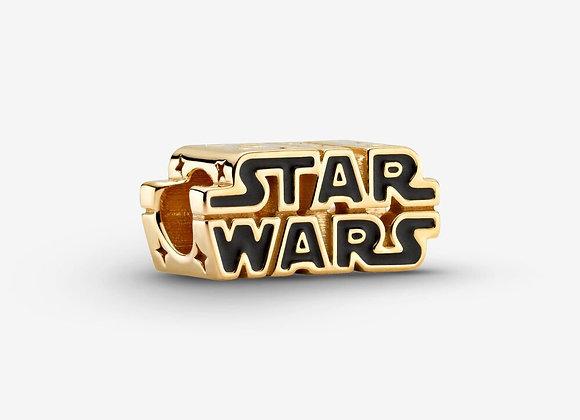 Charm Star Wars Logo 3D Brillant