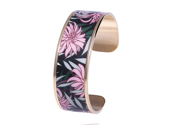 Bracelet fleur Pivoine