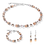 Thumbnail: Bracelet GeoCUBE® peach