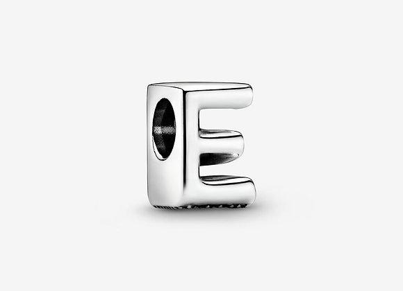 Charm Alphabet Lettre E