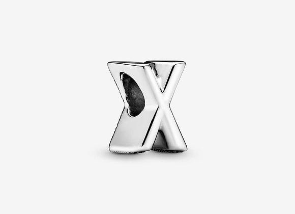 Charm Alphabet Lettre X