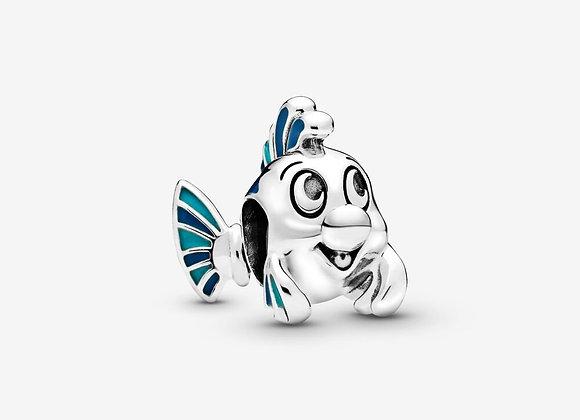 Charm Disney La Petite Sirène Polochon en Argent