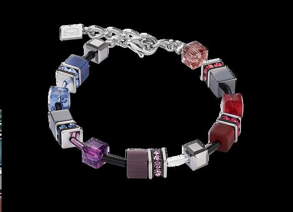 Bracelet GeoCUBE® multicolore art nouveau