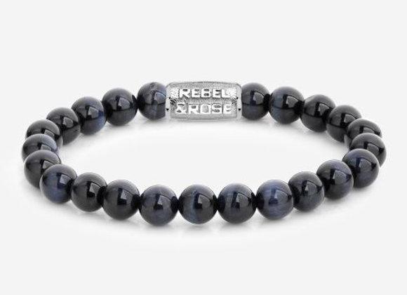 Rebel&Rose Stones Only - Tiger Blues - 8mm