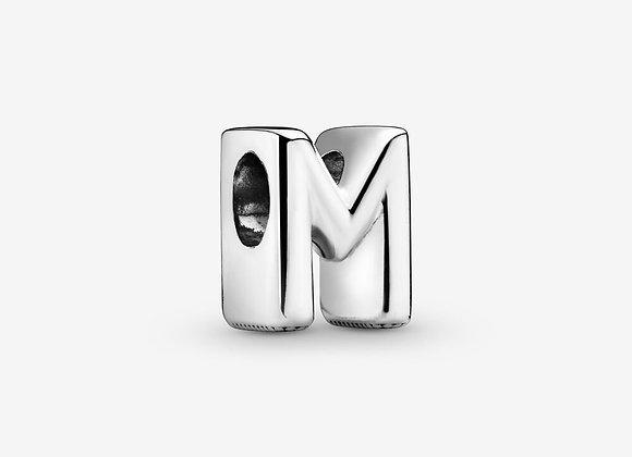Charm Alphabet Lettre M