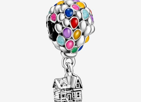 Charm Disney Pixar Là-Haut Maison & Ballons