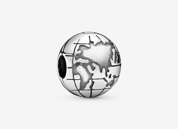Charm Clip Planète Terre