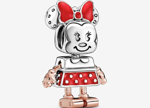 Charm Disney Robot Minnie