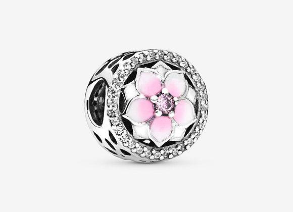 Charm Fleur de Magnolia Rose