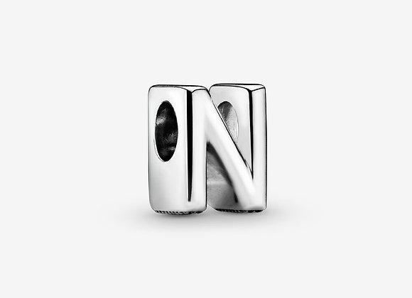 Charm Alphabet Lettre N