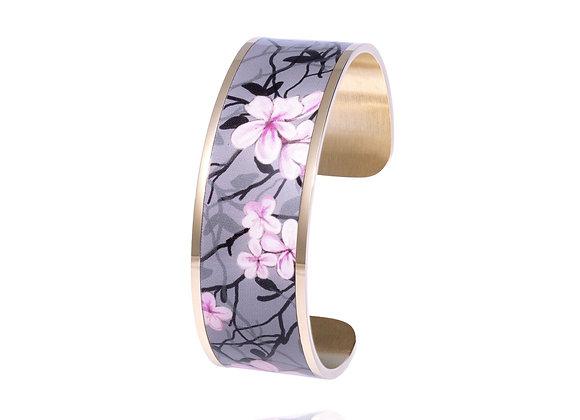 Magnolia bracelet