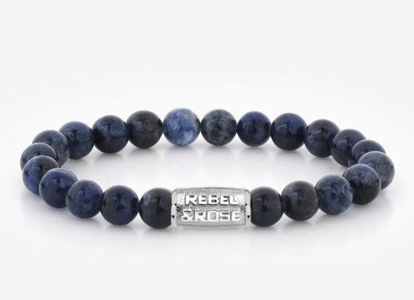 Rebel&Rose Stones Only - Midnight Blue II - 8mm