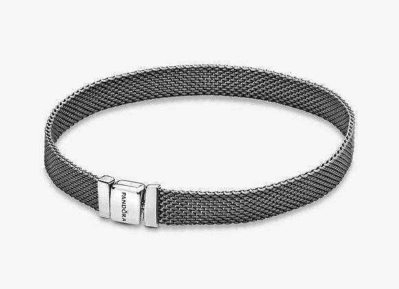 Bracelet en maille tissée Pandora Reflexions