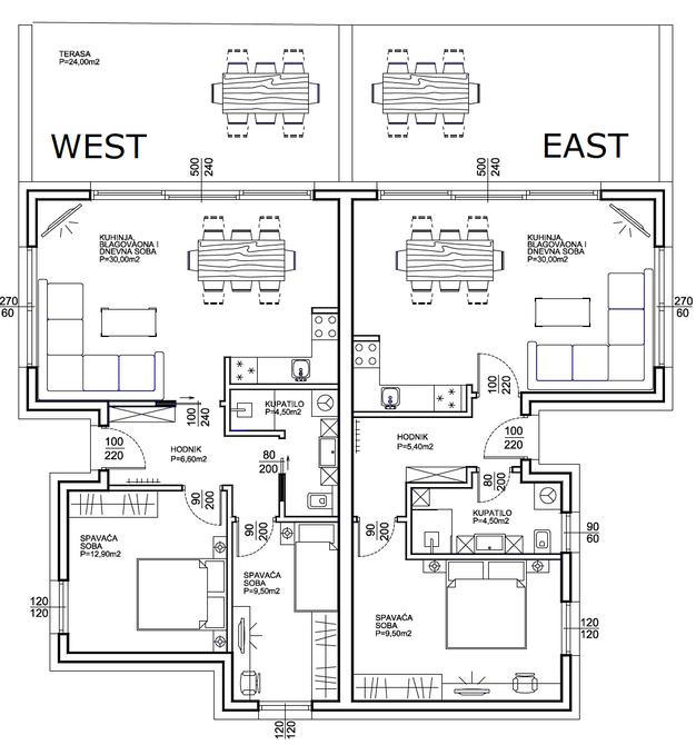 South Ground floor