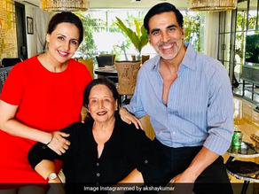 Actor Akshay Kumar's mother succumbed on 8th of September after days of ill-health.