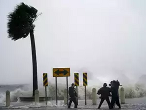 Louisiana thrashed and New Orleans left with no power due to the hurricane Ida.